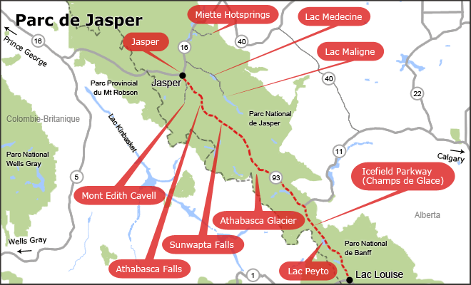 Parc de Jasper