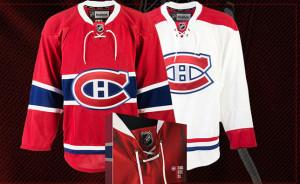 Chandail des Canadiens de Montréal