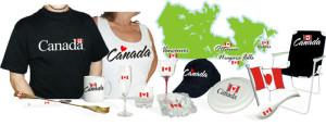 Souvenirs du Canada