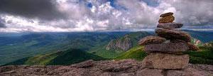 Hautes Gorges dans Charlevoix