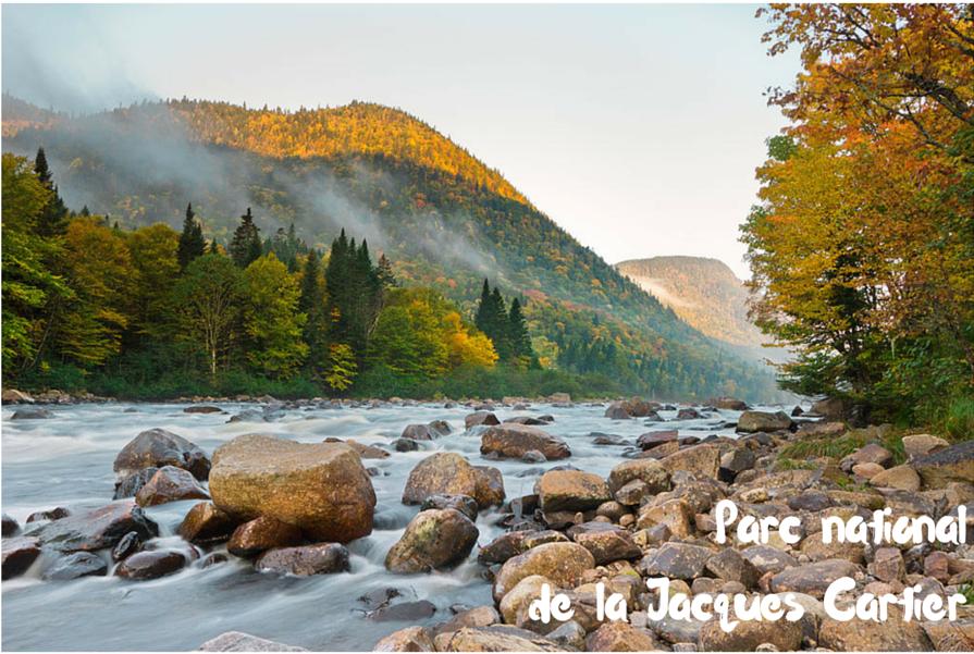 Randonnées en Famille - Parc national de la Jacques Cartier