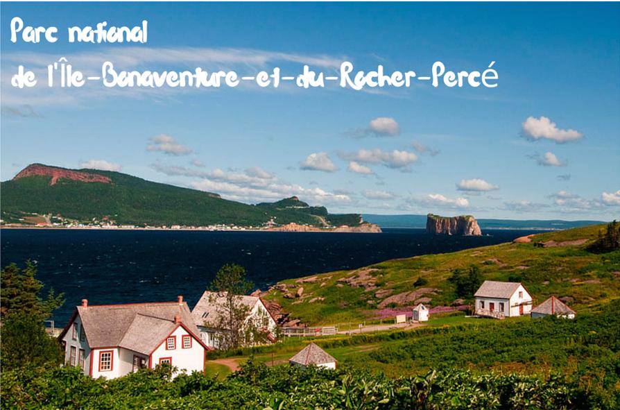 Randonnées en Famille - Parc national de l'Île-Bonaventure-et-du-Rocher-Percé