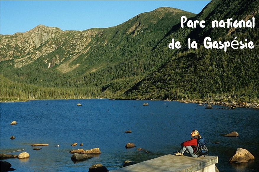 Randonnées en Famille - Parc national de la Gaspésie