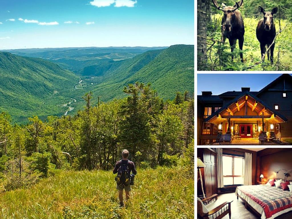 Gaspésie : 3 types de séjours en montagne