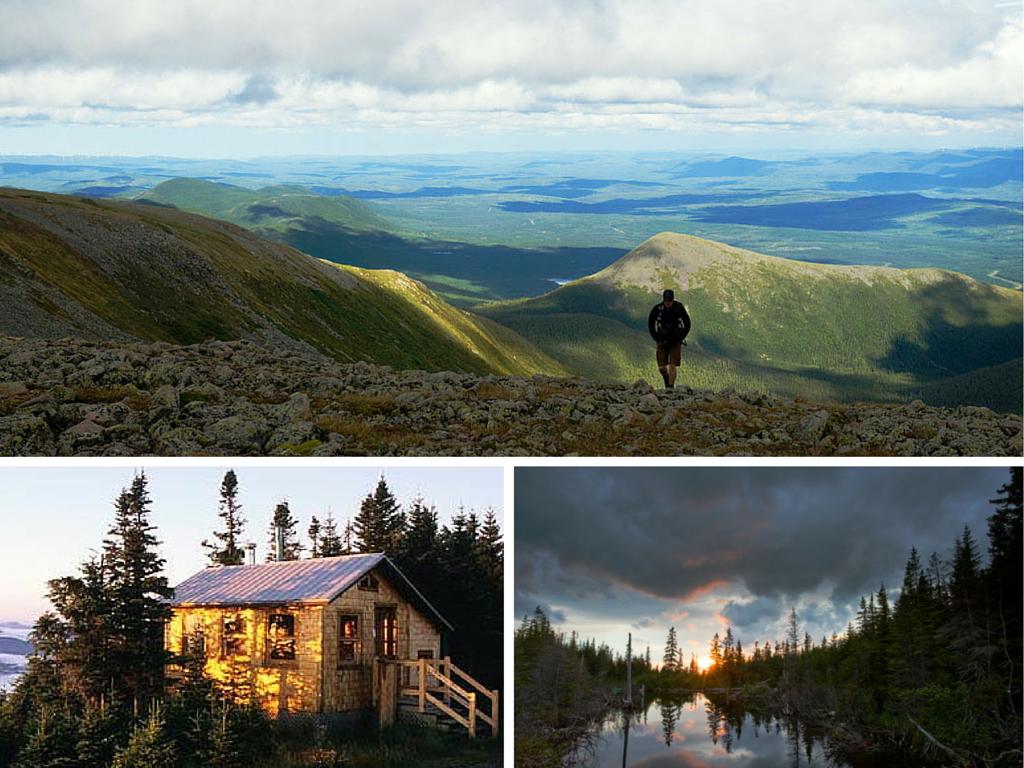 Gaspésie : 3 types de séjour en montagne