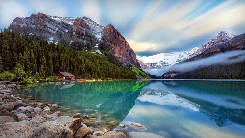Les 7 Merveilles De L Ouest Canadien