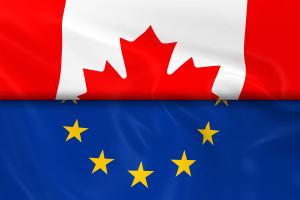Le Canada plus grand que l'Union Européenne