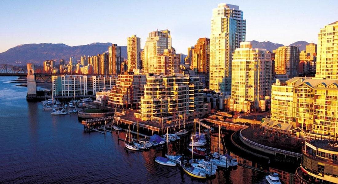 Ville de Vancouver | Province de la Colombie-Britannique