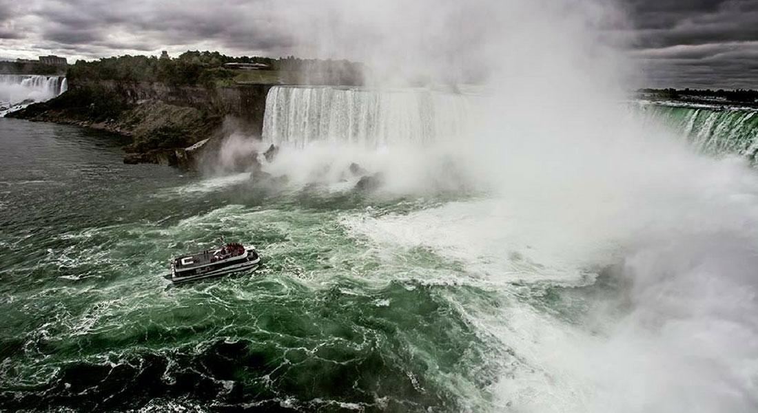 Chutes du Niagara | Province de l'Ontario