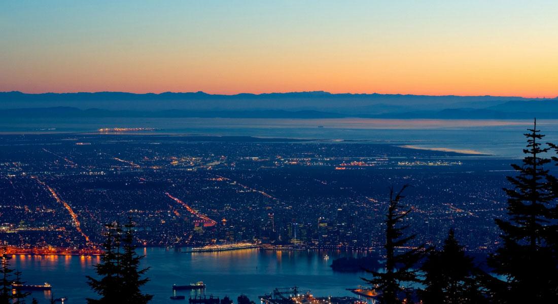 Vancouver, Province de la Colombie-Britannique