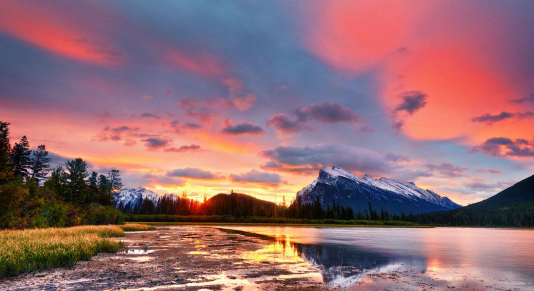 Lacs Vermilion, Province de l'Alberta