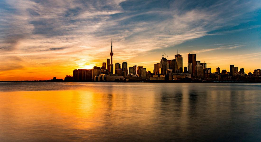 Top 10 des plus beaux couchers de soleil au canada - Heures coucher du soleil ...